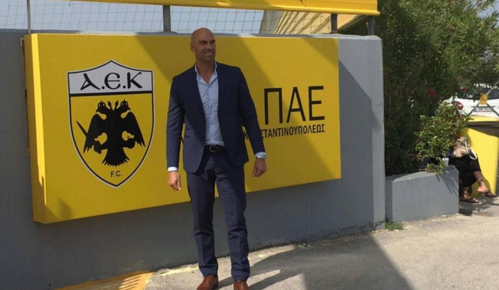 Μαϊστόροβιτς: Ο πρόεδρος είναι φιλόδοξος, έχουμε κάνει πρόοδο στην ΑΕΚ   Pagenews.gr
