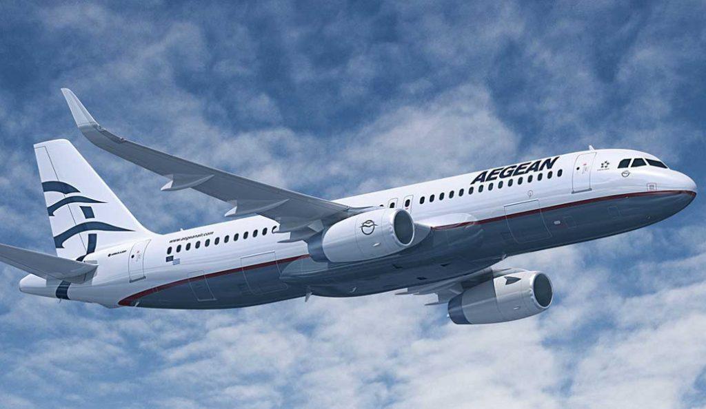 Aegean – Olympic Air: Ακυρώσεις και τροποποιήσεις πτήσεων την Δευτέρα | Pagenews.gr