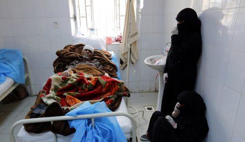 Υεμένη: Η επιδημία χολέρας έχει κοστίσει τη ζωή σε περισσότερους από 209 ανθρώπους | Pagenews.gr