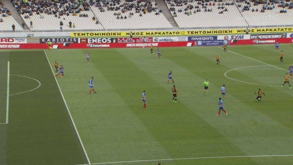 Το γκολ της ΤΣΣΚΑ Μόσχας στο ΟΑΚΑ (vid) | Pagenews.gr