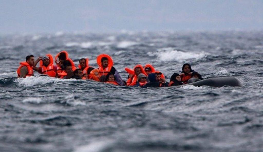 Αποτέλεσμα εικόνας για Τραγωδία με μετανάστες στη θάλασσα ανοιχτά της Αδριανούπολης -Εντοπίστηκαν 5 πτώματα
