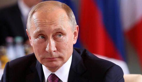 Πούτιν για Συνθήκη του 1987: «Tο Κρεμλίνο θα προχωρήσει σε αντίποινα αν οι ΗΠΑ αποχωρήσουν» | Pagenews.gr