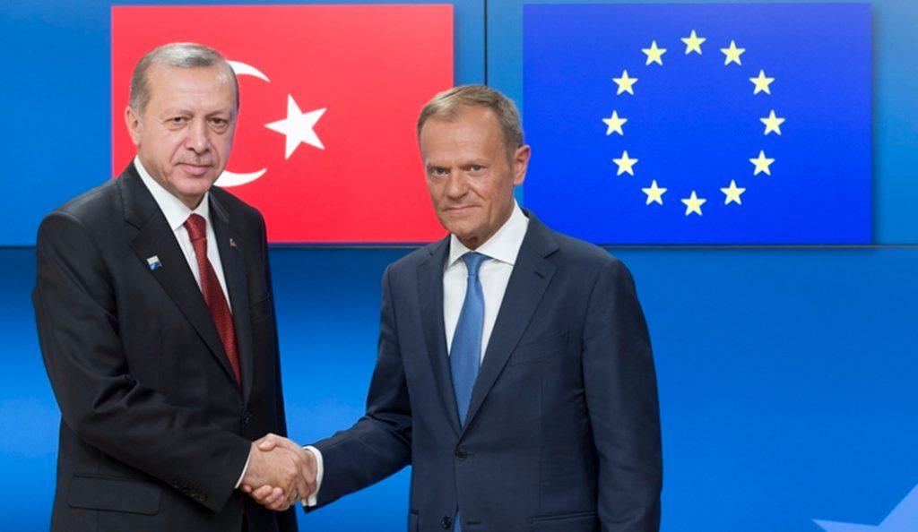 O Ερντογάν πάει στους Ευρωπαίους με βίντεο: «Κανείς δεν θα παίζει με τους Τούρκους» | Pagenews.gr