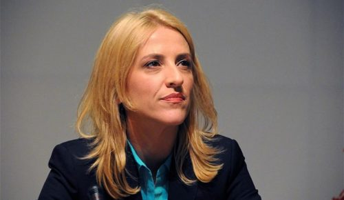 Δούρου: Δεν είμαι «εξαφανισμένη» στα άσχημα και «παρούσα» στις κορδέλες | Pagenews.gr