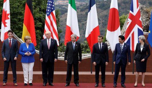 Οι G7 καλούν τη Ρωσία να σταματήσει να υπονομεύει τις δημοκρατίες | Pagenews.gr