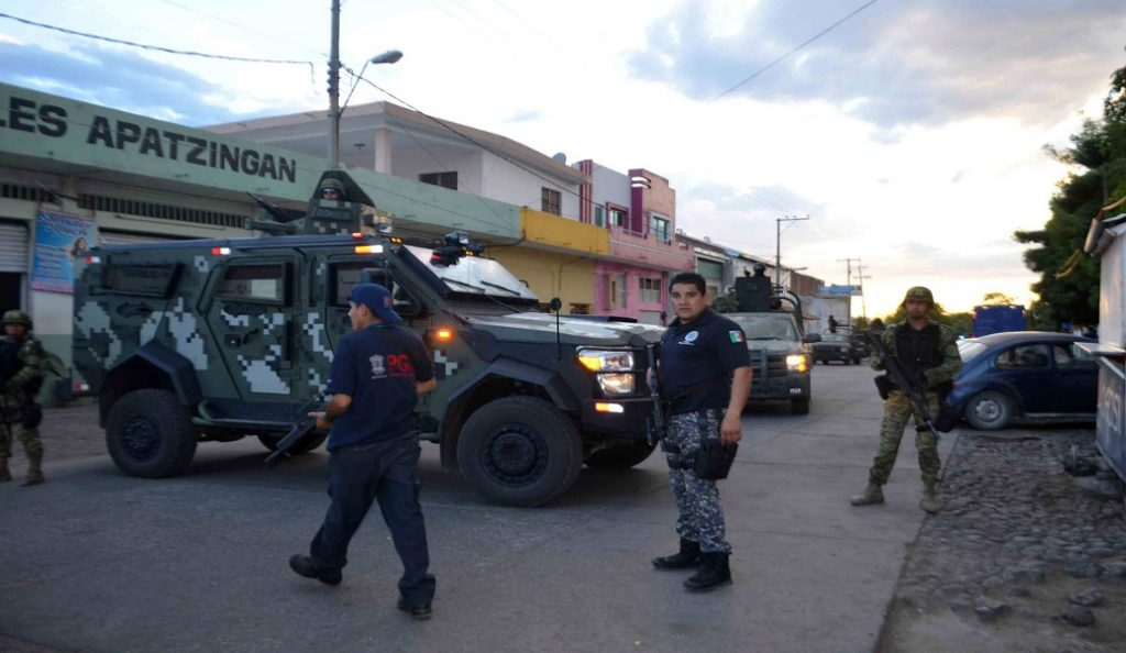 Ρεκόρ δολοφονιών στο Μεξικό | Pagenews.gr