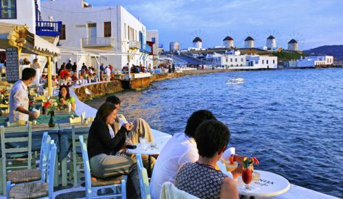 Αύξηση στις τουριστικές αφίξεις τον Ιούνιο | Pagenews.gr