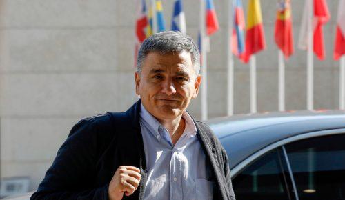 Ευκλείδης Τσακαλώτος μετά το Eurogroup: Πλέον συζητάμε για το χρέος | Pagenews.gr