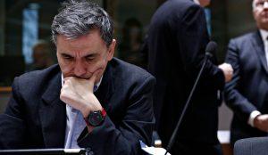 Μετά το… σοκ με τις αξιολογήσεις στο Eurogroup ο Τσακαλώτος | Pagenews.gr