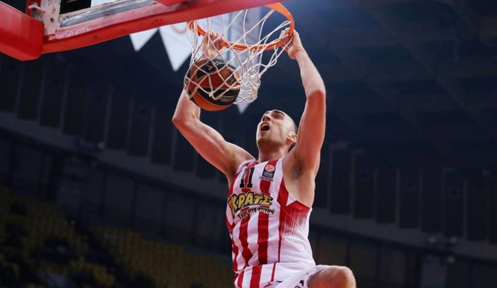 Πιο βελτιωμένος παίκτης του πρωταθλήματος ο Μιλουτίνοφ | Pagenews.gr
