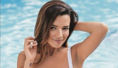 Νικολέττα Ράλλη: Βγαίνει από την πισίνα και μοιράζει εγκεφαλικά (pic) | Pagenews.gr