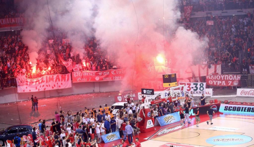 Live Ολυμπιακός – Μπασκόνια | Pagenews.gr