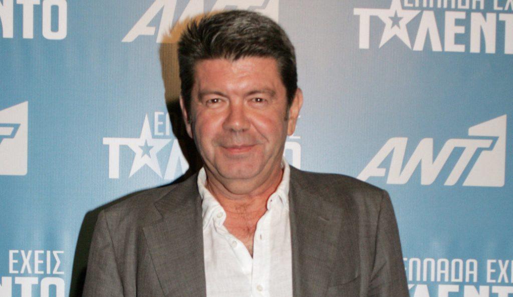 «Βόμβα» στον ΑΝΤ1: Απολύθηκε ο Γιάννης Λάτσιος | Pagenews.gr