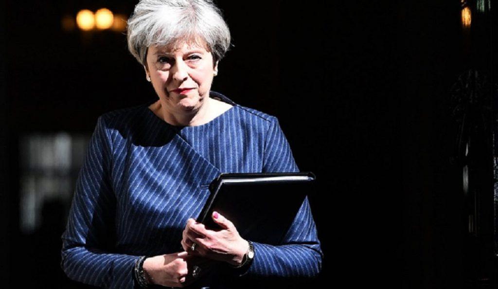 Τερέζα Μέι: Έτσι χαλαρώνει η πρωθυπουργός της Βρετανίας   Pagenews.gr