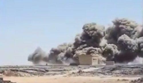 Συρία: Ρωσικά και συριακά μαχητικά «σφυροκόπησαν» στόχους στο Ιντλίμπ | Pagenews.gr
