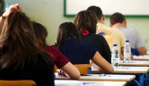 Πανελλήνιες 2018: Διέγραψαν γραπτά μαθητών στην Κρήτη | Pagenews.gr