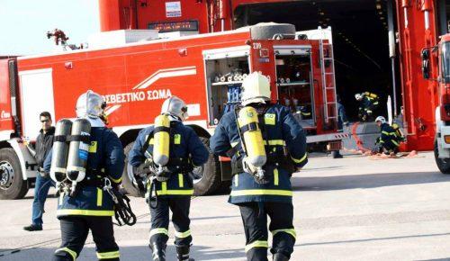 ΦΩΤΙΑ ΤΩΡΑ: Πυρκαγιά κοντά στο Παγκρήτιο Στάδιο | Pagenews.gr