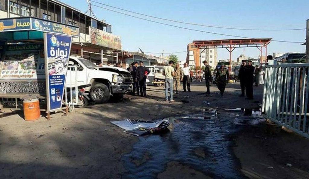 Επτά νεκροί από επίθεση σε σταθμό παραγωγής ηλεκτρικής ενέργειας στη Βαγδάτη | Pagenews.gr