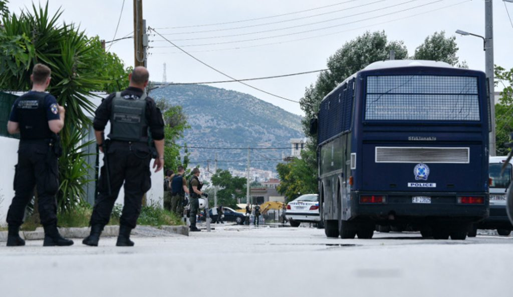 Μενίδι: Διέρρηξαν το σχολείο που έχασε τη ζωή του ο 11χρονος Μάριος (vid) | Pagenews.gr