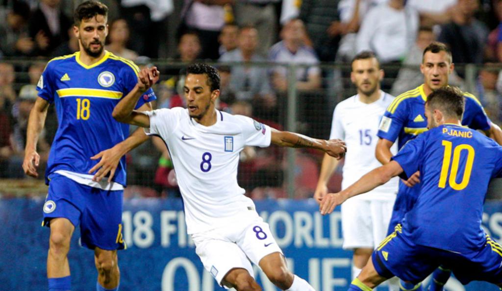 Εθνικής Ελλάδος – Εσθονία 0-0: «Πέταξε» μεγάλη ευκαιρία η Ελλάδα   Pagenews.gr