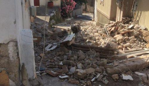 Ευρωπαϊκή βοήθεια 1,3 εκατ. ευρώ για τις ζημιές από το σεισμό στη Λέσβο | Pagenews.gr