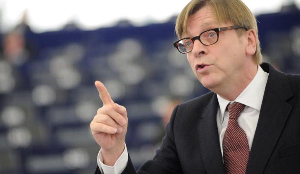 Γκι Φερχόφστατ: «Nα επιστρέψουν οι Βρετανοί στην Ευρωπαϊκή Ένωση αν θέλουν» | Pagenews.gr