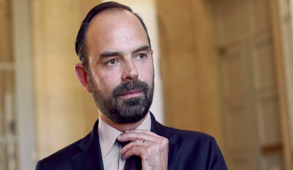 Στη Χάβρη ψήφισε ο Γάλλος πρωθυπουργός Edouard Philippe | Pagenews.gr