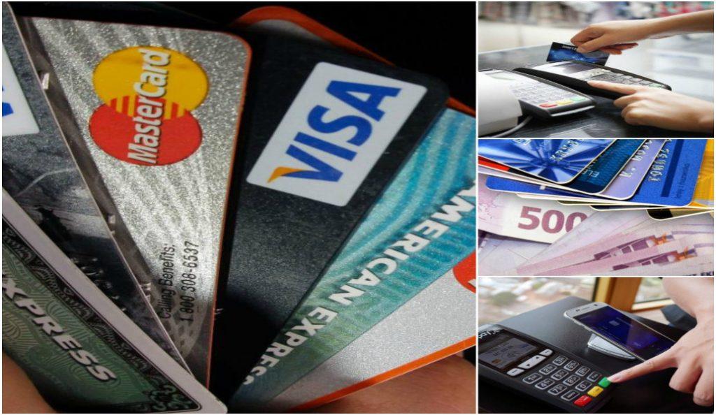 Σπάει τα «κοντέρ» η χρήση του «πλαστικού χρήματος» – Αύξηση τζίρου στα POS κατά 30% (pic) | Pagenews.gr