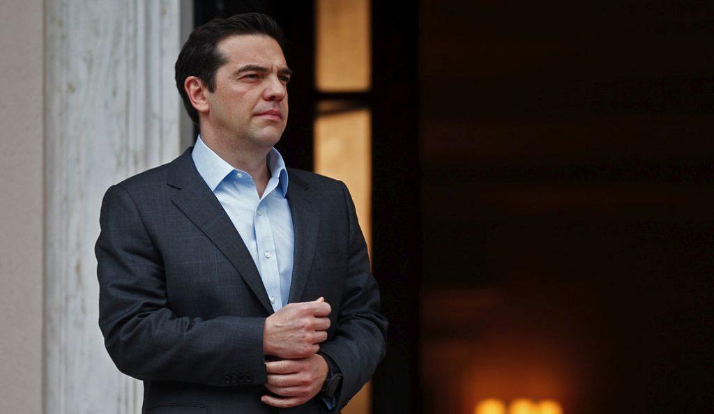 Διαδοχικές συναντήσεις Τσίπρα – πολιτικών αρχηγών για Eurogroup και Κυπριακό | Pagenews.gr