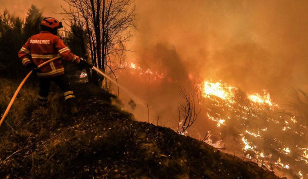 Τριήμερο εθνικό πένθος στην Πορτογαλία για τους 62 νεκρούς από τη δασική φωτιά στη Λεϊρία | Pagenews.gr