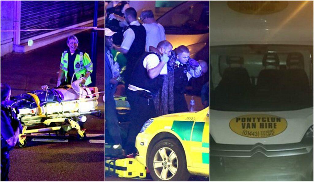 Σφαγή σε τζαμί στο Λονδίνο: Φορτηγάκι έπεσε σε πλήθος – Ένας νεκρός, 10 τραυματίες (pics & vid) | Pagenews.gr