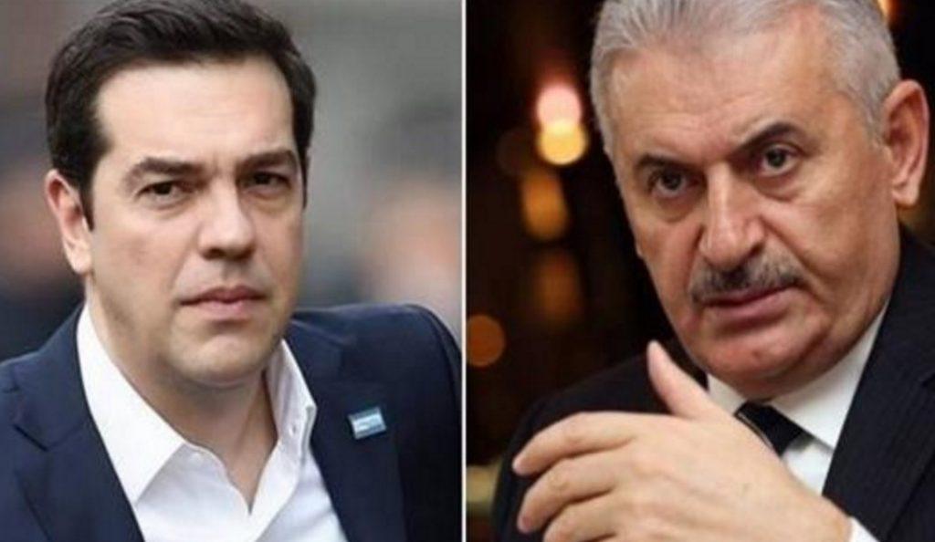 Συνάντηση Τσίπρα – Γιλντιρίμ στην Αθήνα | Pagenews.gr