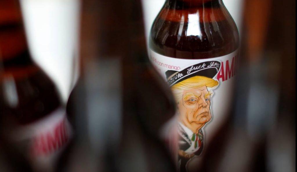 Ο Τραμπ σε… μεξικάνικη μπύρα που γίνεται ανάρπαστη (pics) | Pagenews.gr