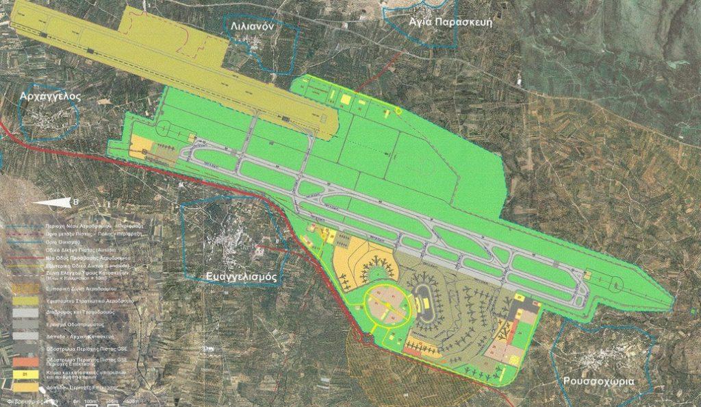 Ημερίδα ενημέρωσης για το νέο Διεθνές Αεροδρόμιο Καστελλίου από τον δήμο Μινώα Πεδιάδας | Pagenews.gr