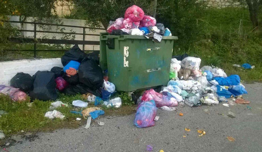 Έκκληση του δήμου Καλαμαριάς: Μην πετάτε τα σκουπίδια σας | Pagenews.gr