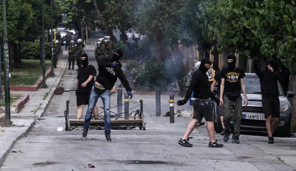 Ραντεβού στην πλατεία Κολωνακίου δίνουν οι αντιεξουσιαστές | Pagenews.gr