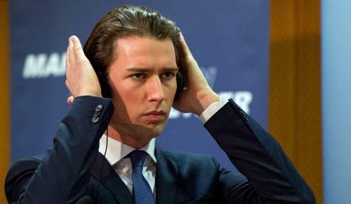 Άκαμπτος ο αυστριακός καγκελάριος: Δεν θέλουμε άλλους πρόσφυγες στη χώρα μας | Pagenews.gr