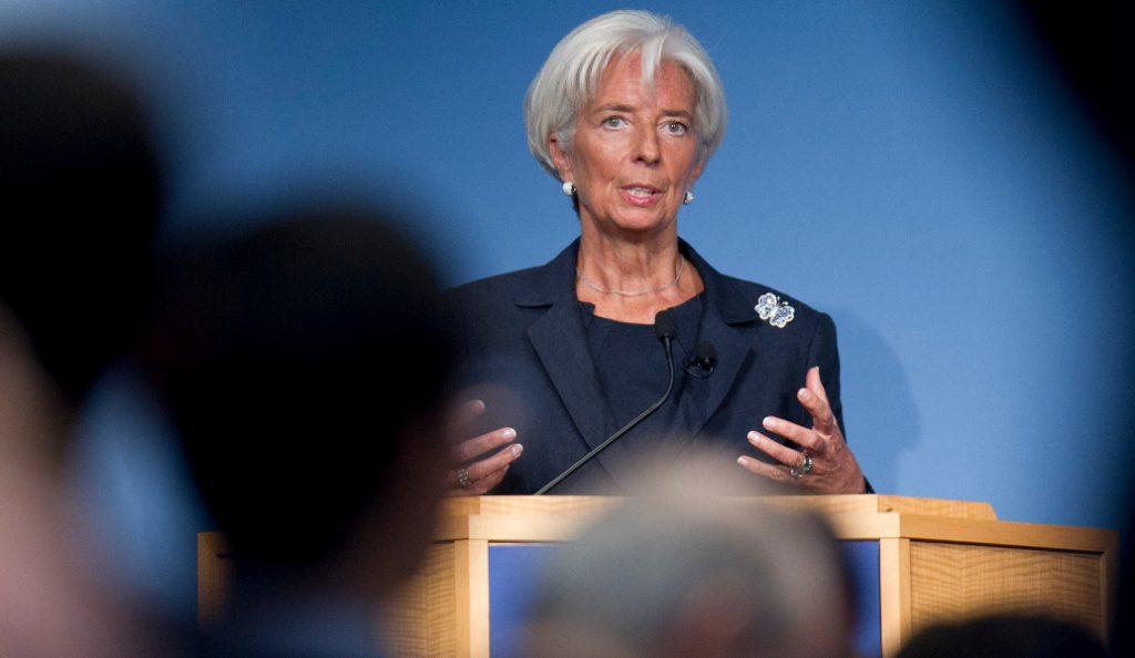 Η Κριστίν Λαγκάρντ ενημέρωσε το ΔΣ του ΔΝΤ για την Ελλάδα | Pagenews.gr