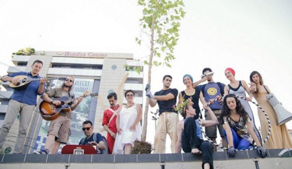 «Στάση Ομόνοια – Τρυπών(οντ)ας στην Πλατεία»   Pagenews.gr