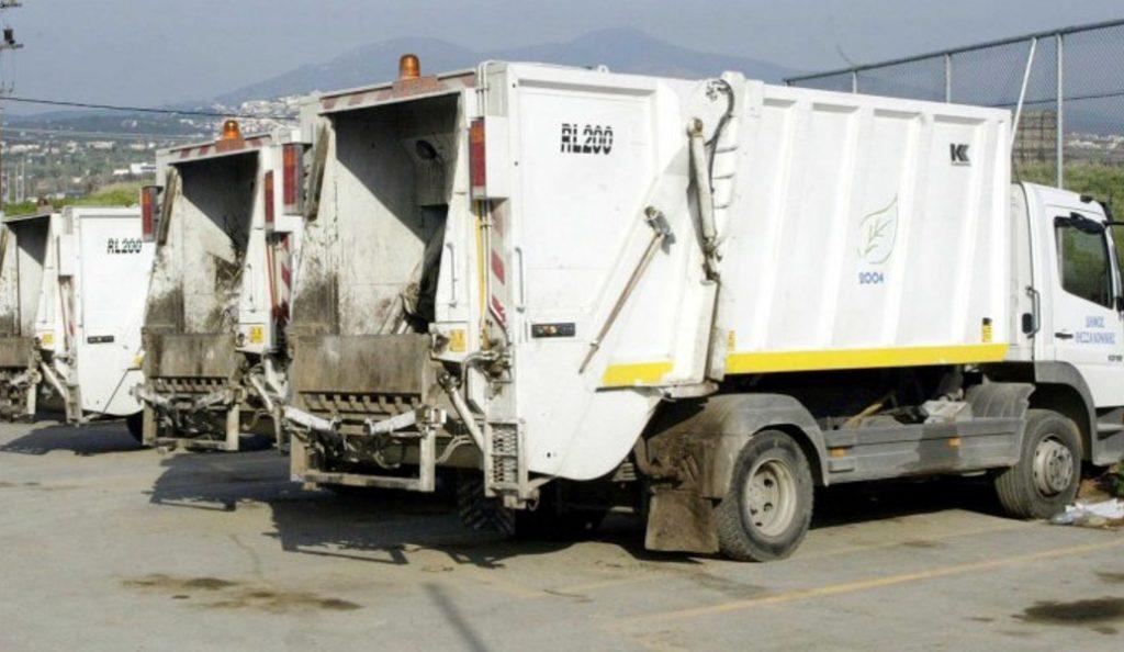 Κατάληψη στο αμαξοστάσιο των απορριμματοφόρων του δήμου Χανίων | Pagenews.gr