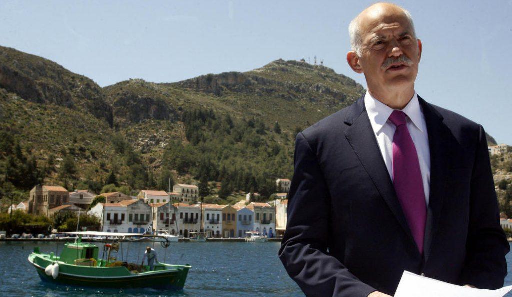 «Πάμε τώρα Καστελόριζο Αλέξη» – Ο ΓΑΠ σηκώνει το γάντι που του πέταξε ο Τσίπρας (vid) | Pagenews.gr
