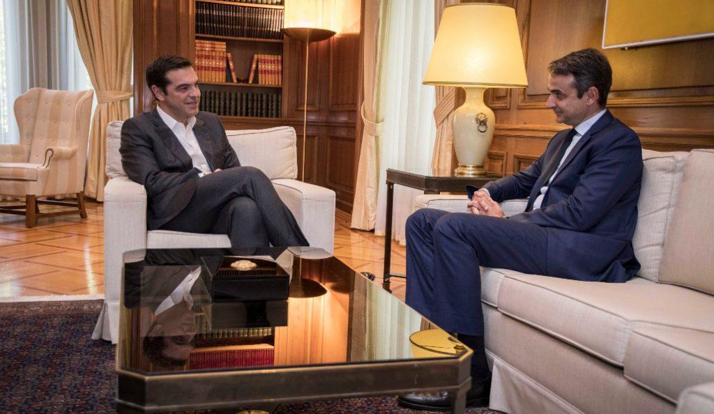Δεν πήγαν καλά οι συναντήσεις Τσίπρα: Οι κόντρες με Μητσοτάκη, Γεννηματά, Κουτσούμπα (vids) | Pagenews.gr