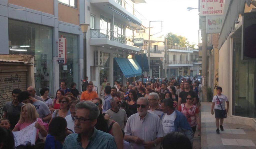 Νέες κινητοποιήσεις στο Μενίδι | Pagenews.gr