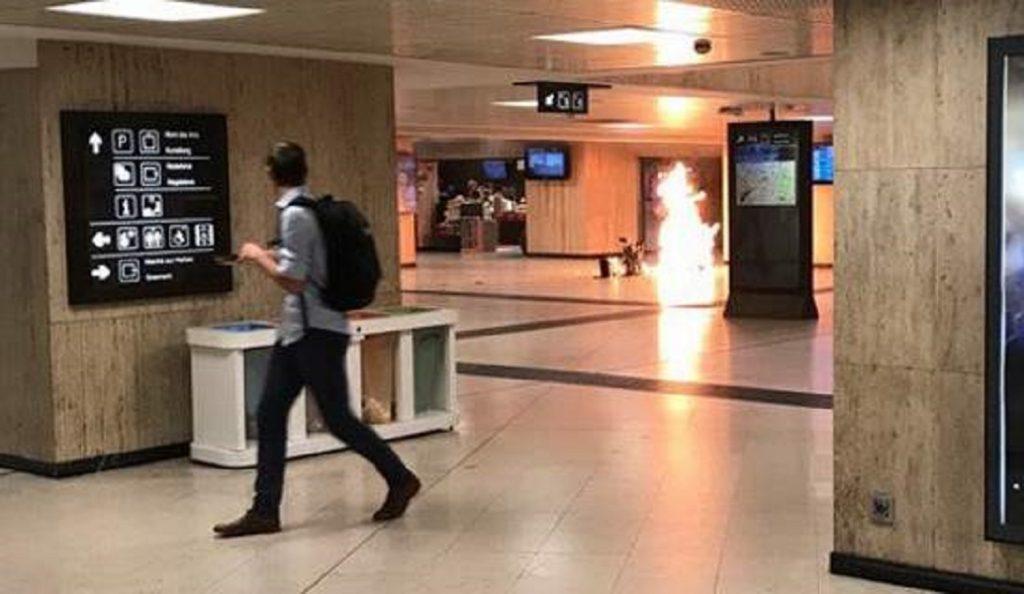 Βρυξέλλες: «Ο Αλλάχ είναι μεγάλος», φώναξε ο βομβιστής πριν πεθάνει | Pagenews.gr
