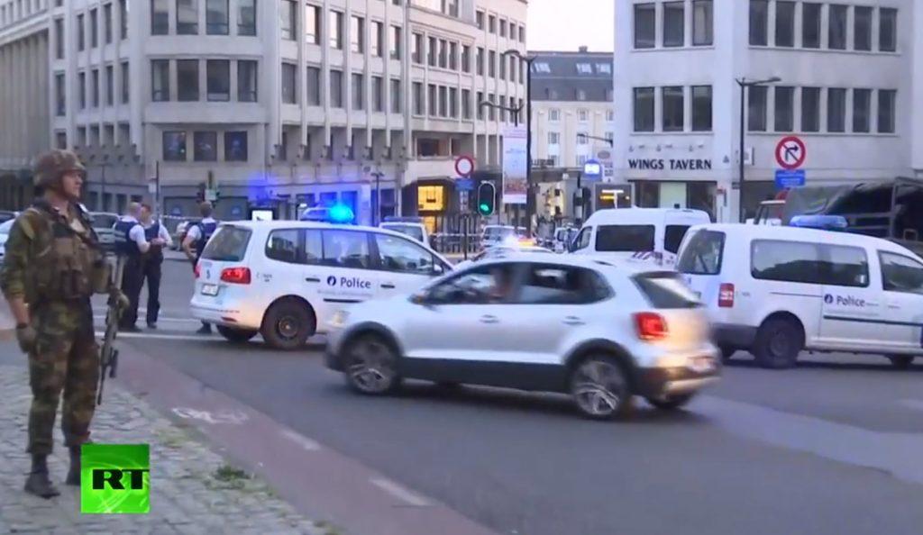 Εκρήξεις στην πλατεία των Βρυξελλών – «Εξουδετερώθηκε» καμικάζι με εκρηκτικά (vids&pics) | Pagenews.gr
