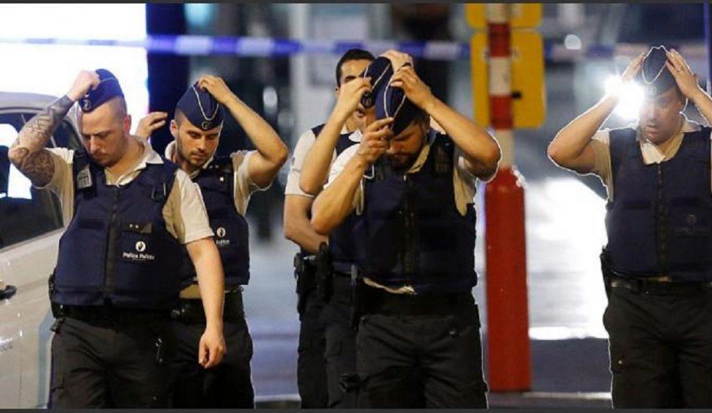 Έρευνες για την ταυτότητα του δράστη στο μετρό των Βρυξελλών   Pagenews.gr