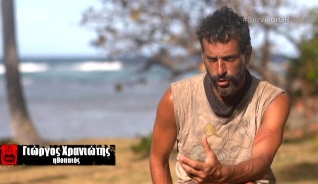 Survivor: Στην Ελλάδα ο Γιώργος Χρανιώτης – Επέστρεψε και τα είπε όλα… (vid) | Pagenews.gr