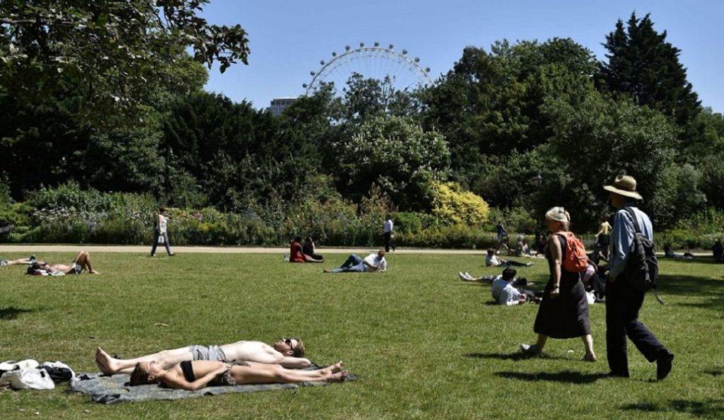 Καύσωνας στην Ευρώπη – Έρχεται και στην Ελλάδα το Σαββατοκύριακο | Pagenews.gr