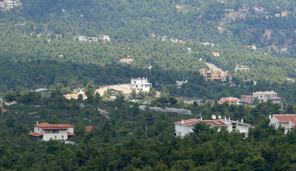 Παράταση στην υποβολή αντιρρήσεων για τους δασικούς χάρτες | Pagenews.gr