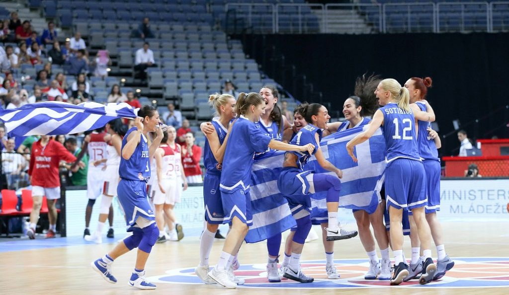 Κορίτσαροι! Στα ημιτελικά του Ευρωμπάσκετ η Εθνική, 84-55 την Τουρκία   Pagenews.gr